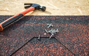 how asphalt shingles are laid