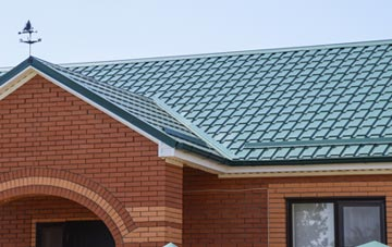 classic  metal roof design
