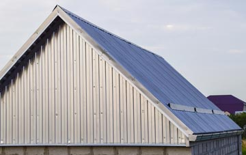 disadvantages of  corrugated roofing