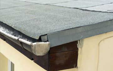 flat garage roofing repairs