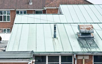 lead roofing costs