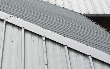 disadvantages of  metal roofing