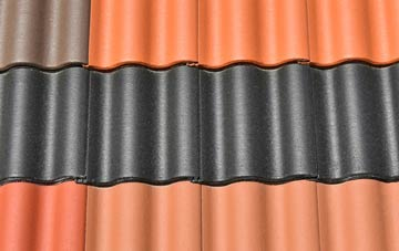 uses of  plastic roofing