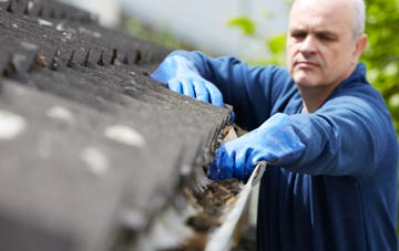 cleaning and inspecting  roofs