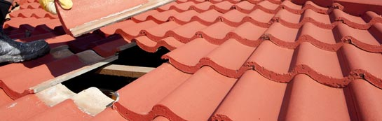 compare  roof repair quotes