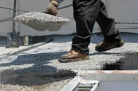find rated  flat roofing replacement companies
