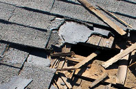 get the best roof mending costs